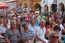 Na slavnosti přijíždí do Domažlic desítky tisíc hostů.