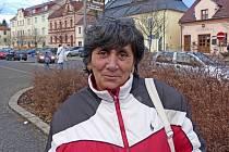 EVA FAKOVÁ. Na domažlický úřad práce zavítala v úterý 7. ledna.