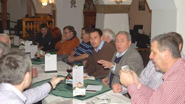 Iniciátoři listopadových událostí se sešli v Domažlicích