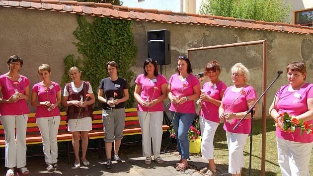 Oslava 40. výročí stavby domu s pečovatelskou službou