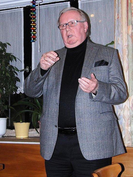 Z výročního jednání Kruhu přátel Furth im Wald - Domažlice.