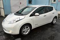 Roční zkušenost už mají Bělští  s provozem elektromobilu.