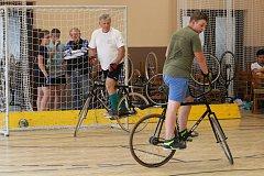 Soustředění žákovských týmů Plzeňského kraje v kolové v Chodově