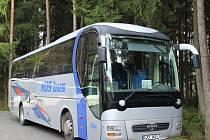 Autobus společnosti RDS bus.