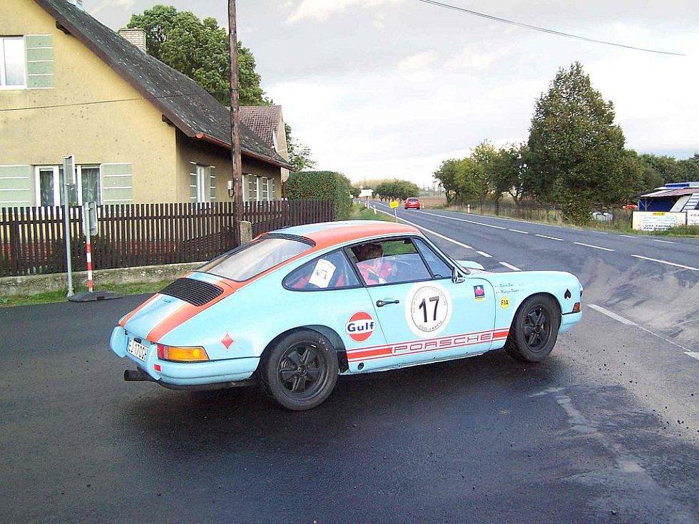 20. ročník Historic Vltava Rallye.