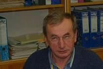 Václav Krásnický, místostarosta Všerub.