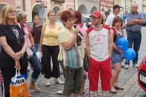 Obyvatelé Domažlic využili Dne s Deníkem k tomu, aby se starosty Miroslava Macha zeptali na vše, co je zajímá.