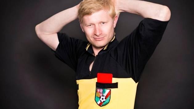 Ladislav Hampl v představení Sudí.