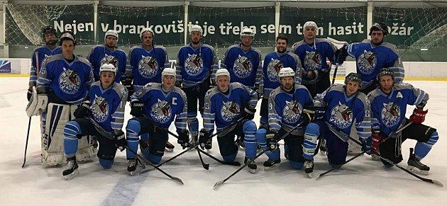 Nováček z Domažlic ovládl základní část hokejové soutěže