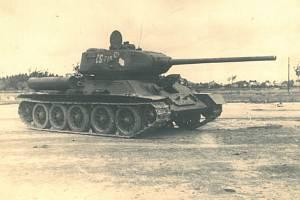 Jedličkův tank.