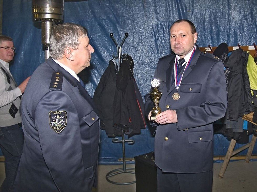 Výroční valná hromada SDH Pocinovice.