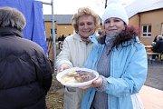 Vepřo-knedlo-zelo fest ve Kdyni.