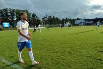 Mračna, která se ve druhé půli stahovala nad domažlickým stadionem Střelnice, jako by byla předzvěstí vyrovnávacího gólu v závěru střetnutí s Admirou (2:2).