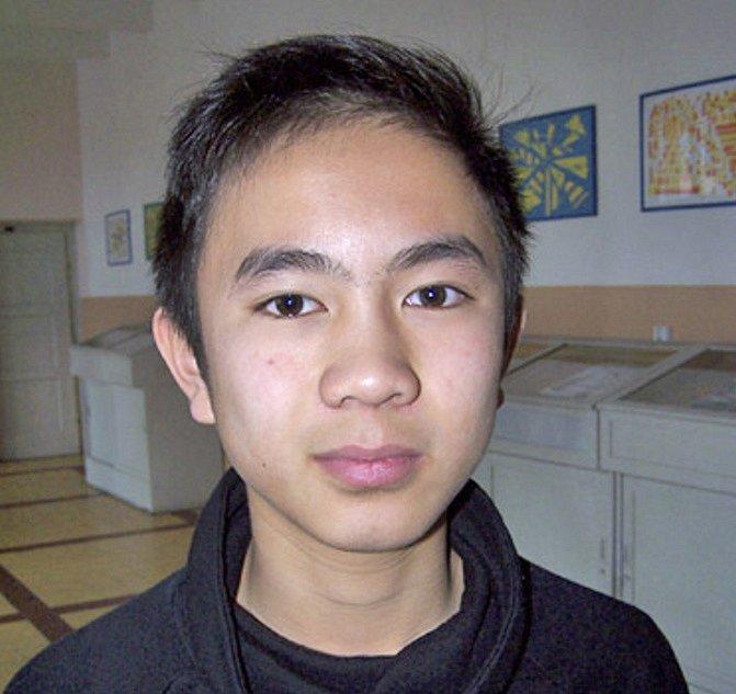 Kien Hoang Ming zvítězil v krajském kole olympiády v NJ.
