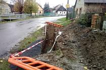 Vodovod v Němčicích Na Drahách je po rekonstrukci.