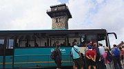 Autobusová linka na Čerchov jezdí o víkendech a svátcích
