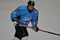 Karel Tomášek, další snajpr HC Tempo Staňkov.