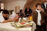 Vánoční výstava s ukázkami v H. Týně.