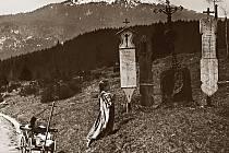 Historický snímek z knihy Zmizelá Šumava 3.