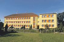 ZŠ a MŠ Blížejov/foto budovy