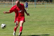 Fotbalisté Tatranu Chodov podlehli soupeři z Klenčí.