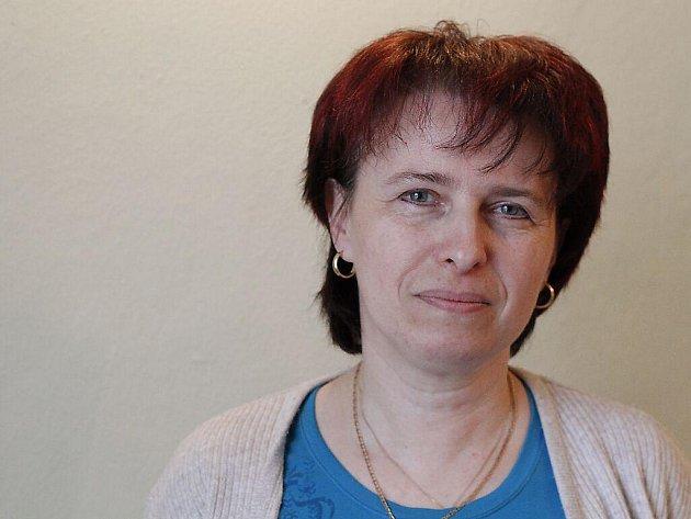 Jarmila Kadlecová.