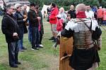 Antický den v Keltském skanzenu Jivjany