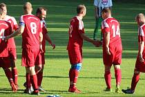 Fotbalisté Sokola Osvračín se po týdenní pauze vrátili do čela okresního přeboru.