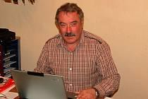 Václav Duffek, starosta Kouta na Šumavě.