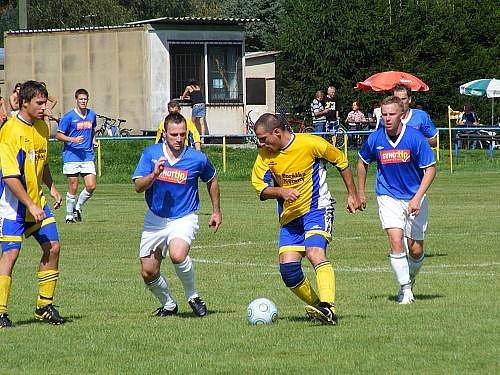 Staňkovští si v prvním zápase sezony hravě poradili s Heřmanovou Hutí