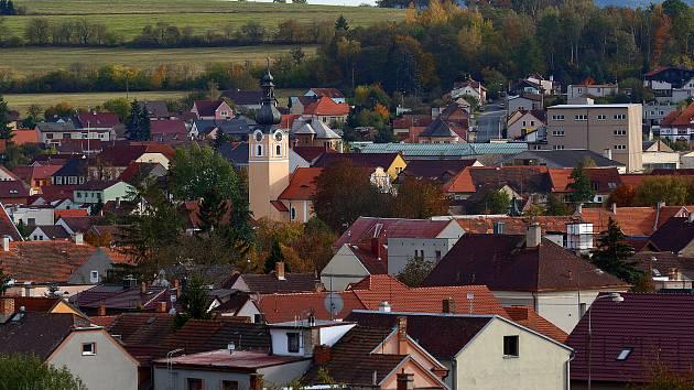 FOTO KVÍZ obec na Domažlicku