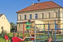 Základní škola v Hlohové.