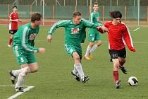 Z utkání FC Dynamo Horšovský Týn se Slavojem Stod.