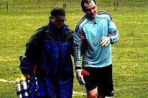 Petr Heidke v této sezoně dochytal