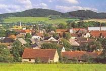 Pohled na Kout na Šumavě. Foto: OÚ Kout n. Š.