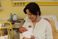 Ema Šandová z Krakovan se narodila 2. ledna 2019 v 13:31 hodin v domažlické porodnici s váhou 3270 gramů a mírou 49 centimetrů. Maminka Vlasta s tatínkem Janem svou dcerku na světě přivítali společně, stejně tak pro ni vybírali i jméno. Maminka nám prozra