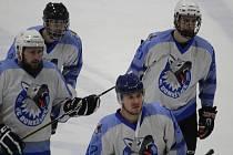 Hokejisté HC Domažlice dokázali na ledě rezervy Sokolova vyválčit všechny body.
