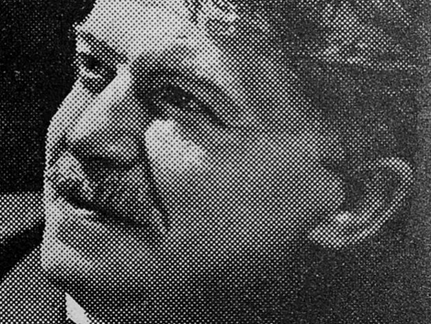 Spisovatel Jan Vrba.