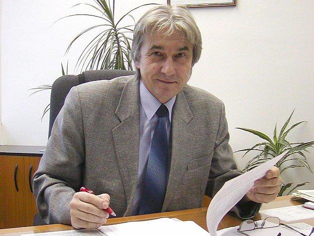 Zdeněk Písařík, ředitel, Úřad práce Domažlice