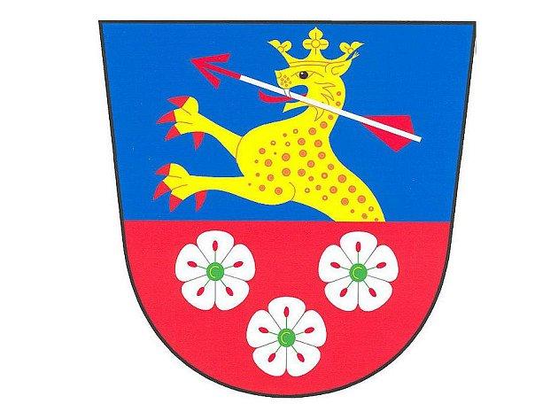 Erb obce Hlohová.
