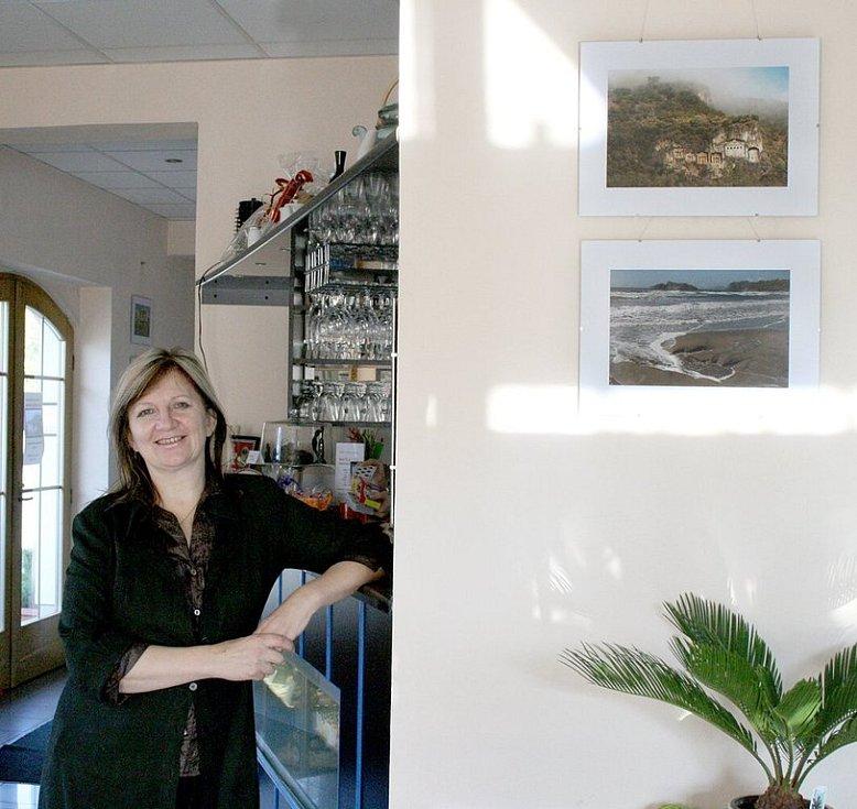 Prostory kavárny Fénix budou postupně zkrášlovat práce místních fotografů, malířů, ale i keramiků či řezbářů. Jako první se představil fotograf Václav Hruška
