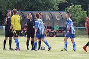 Příprava: FK Staňkov - HC Škoda Plzeň 2:3 (0:0)