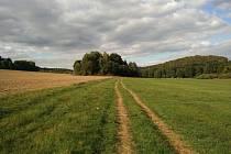 Z návštěvy zaniklé obce Kubička.