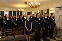 Slavnostní předávání ocenění proběhlo na zámku Kozel.