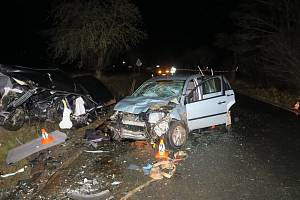 Tragická nehoda u Draženova