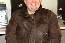 PREZIDENT TJ SOKOL DRAŽENOV JIŘÍ PAJDAR. Post převzal v roce 2003 od Štěpána Sladkého.