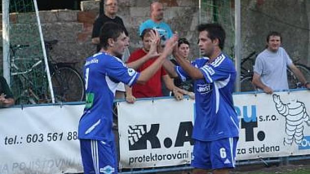 Hostel aneb z utkání FK Kolín - Česká Lípa (1:0).