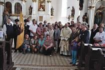 Víkendové oslavy ve Všerubech
