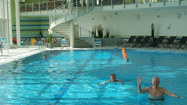 Bazén ve Waldmünchenu je opět v provozu.