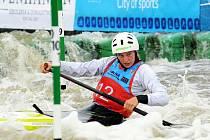 MISTROVSTVÍ SVĚTA VE VODNÍM SLALOMU v  Krakově se zúčastnily také dvě slalomářky pocházející z Horšovského Týna, zkušená Jana Matulková a premiérově i Alexandra Vrbová.